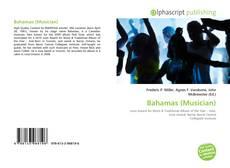 Portada del libro de Bahamas (Musician)