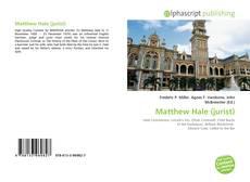Portada del libro de Matthew Hale (jurist)