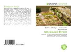 Portada del libro de Kanchipuram District