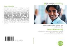 Portada del libro de Anna University