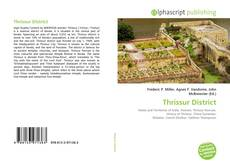 Bookcover of Thrissur  District