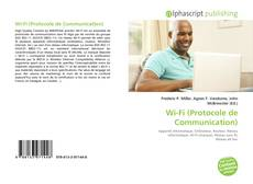 Portada del libro de Wi-Fi (Protocole de Communication)