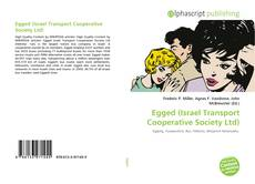 Bookcover of Egged (Israel Transport Cooperative Society Ltd)