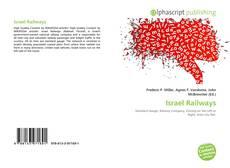 Portada del libro de Israel Railways