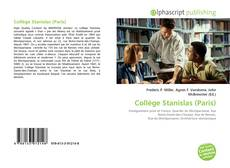 Bookcover of Collège Stanislas (Paris)