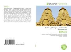 Couverture de Sikhara