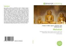 Portada del libro de Mahakali