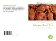 Bookcover of Halloween Hermit Crab