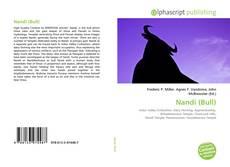 Portada del libro de Nandi (Bull)