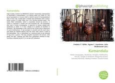 Bookcover of Kamandalu
