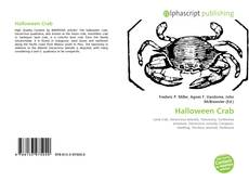 Bookcover of Halloween Crab