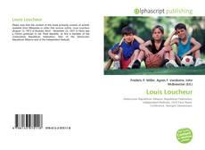 Buchcover von Louis Loucheur
