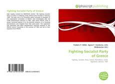 Couverture de Fighting Socialist Party of Greece