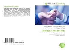 Portada del libro de Défenseur des Enfants