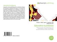 Géométrie Euclidienne kitap kapağı