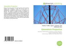 Borítókép a  Géométrie Projective - hoz