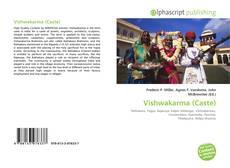 Bookcover of Vishwakarma (Caste)