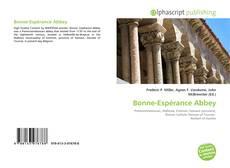 Buchcover von Bonne-Espérance Abbey
