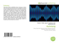 Bookcover of Kulintang