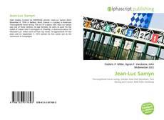 Bookcover of Jean-Luc Samyn