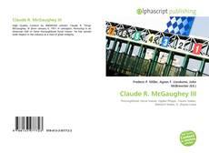 Capa do livro de Claude R. McGaughey III