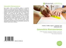 Copertina di Géométrie Riemannienne