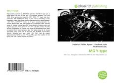 Bookcover of MG Y-type