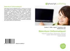 Bookcover of Réécriture (Informatique)