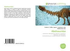 Abelisauridae的封面