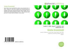 Bookcover of Greta Granstedt