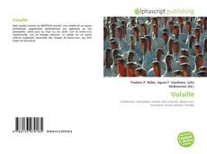 Buchcover von Volaille