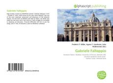 Bookcover of Gabriele Falloppio