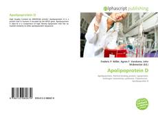 Bookcover of Apolipoprotein D