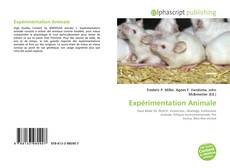 Borítókép a  Expérimentation Animale - hoz