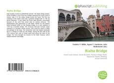 Bookcover of Rialto Bridge