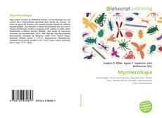 Borítókép a  Myrmécologie - hoz