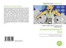 Buchcover von In Search of Sunrise 6: Ibiza