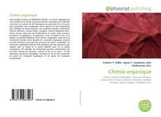 Chimie organique kitap kapağı
