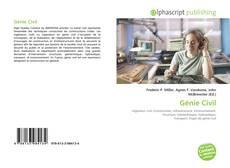 Обложка Génie Civil