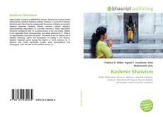 Borítókép a  Kashmir Shaivism - hoz