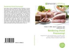 Portada del libro de Rendering (Food Processing)