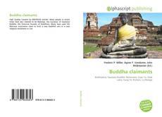 Copertina di Buddha claimants