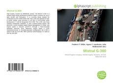 Mistral G-300的封面