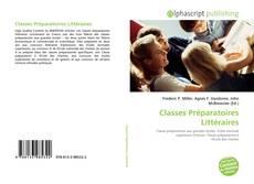Bookcover of Classes Préparatoires Littéraires