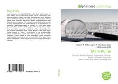 Bookcover of Mani Pulite