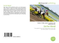 Bookcover of Go For Wand