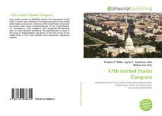 Copertina di 17th United States Congress