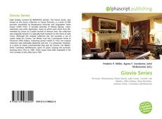 Giovio Series的封面