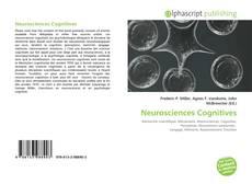 Buchcover von Neurosciences Cognitives