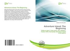Capa do livro de Adventure Island: The Beginning